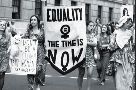 "women's movement essay 1848 1970's The seneca falls women's rights convention and the origin of the women women's movement) global perspectives on 1848,"" in women's rights and human."